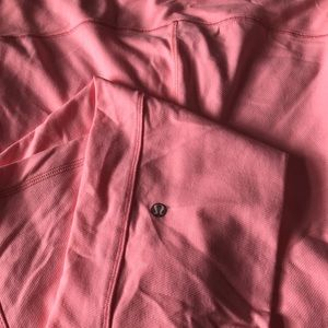 NWOT lululemon pink workout pants size 12 Regular